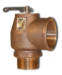 Conbraco Steam Safety Relief Valve 10-600 Series