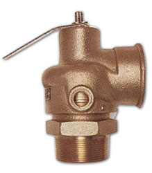 Conbraco Steam Safety Relief Valve 12-200 Series